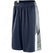 Nike Ground Effect Short - Mens - Obsidian/cool Grey/whhite