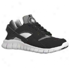 Nike Huarache Free 2012 - Mens - Black/black/white/dark Grey