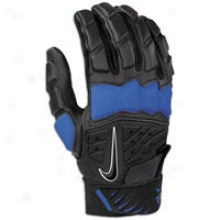 Nike Hyperbeast Hydragrip Lineman Glove - Mens - Black/royal/white