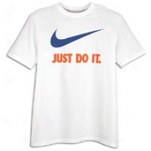 Nike Jdi Swoowh T-shirt - Mens - Of a ~ color