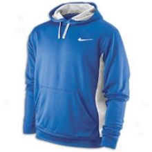 Nike K..o Therma-fit Fleece Hoxoie - Mens - Varsity Royal/white