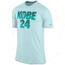 Nike Kobe 24 Pattern T-shirt - Mens - Invent Candy/black