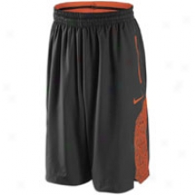 Nike Kobe 7 Short - Mens - Black/orange Ember