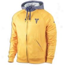Nike Kobe 7 Tko F/z Hoodie - Mens - Del Sol/condord