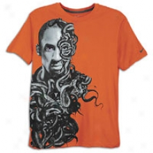 Nike Kobe Mamba Consumed T-shirt - Mens - Orange Ember/midnight Fog