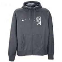 Nike Kobe Mamba Six Hoodie - Mens - Anthracite/white