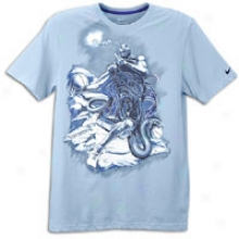 Nike Kobe Old Master T-shirt - Mens - Blue Grey/obsidian