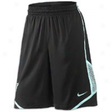 Nike Kobe Quickness Short - Mens - Black/mint Candy
