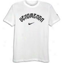 Nike Kobe Venomenon T-shirt - Mens - White/black
