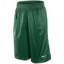Nike Layup Short - Mens - Gorge Green/gorge Green/white/white