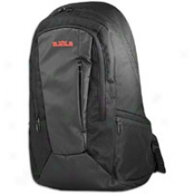 Nike Lebron Courtster Backpack - Black/black/psort Red