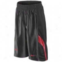 Nike Lebbron Essentials Short - Mens - Black/sport Red