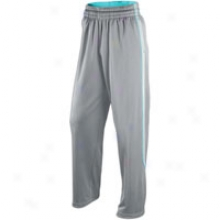 Nike Lwbron Gt Soldier Knit Pant - Mens - Wolf Grey/white/retro