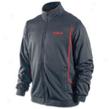 Nike Ldbron Gt9 Jacket - Mens - Black/sport Red/anthracite
