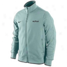 Nike Lebron N98 Jacket - Mens - Cannon/black