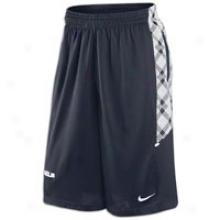 Nike Lebron Xd Short - Mens - Obsidianw/hite