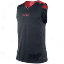 Nike Lebron Xd S/l Top - Mens - Black/sport Red
