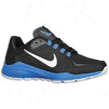 Nike Lunar Edge 13 - Mens - Black/photo Blue/white