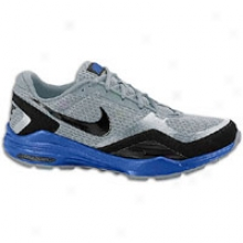 Nike Lunar Edge - Mens - Stealth/varsity Royal/black