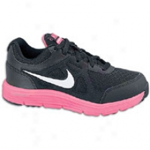 Nike Lunar Forever - Ligle Kids - Black/pink Flash/white