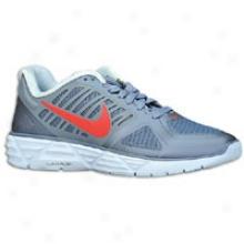 Nike Lunar Sweet Victory+ Ii - Womens - Blue Dusk/blue Chambray/aolar Red/white