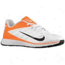 Nike Lunar Vapor Trainer - Mens - White/orange
