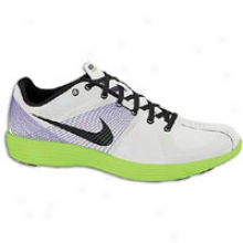 Nike Lunaracer + - Mens - Pure Platinum/ultra Violet/electric Green/black