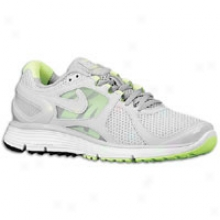Nike Lunareclipse + 2 Breathe - Womens - Classic Plarinum/wolf Grey/liquid Lime/white