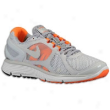 Nike Lunareclipse+ 2 - Mens - Pure Platinum/white/wolf Grey/total Orange