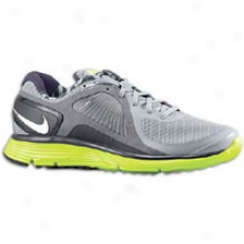 Nike Lunareclipse + - Men s- Stealth/chrome/black/antracite/volt