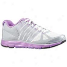 Nike Lunarelite +2 - Womens - White/wolf Grey/platinum