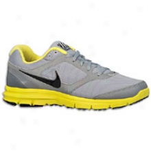 Nike Lunarfly + 2 Shield - Womens - Stealth/reflect Silver/sonic Yellow/black