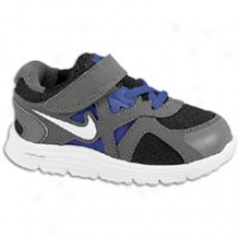 Nike Lunarglide 3 - Toddlers - Black/drenched Blue/dark Grey/white