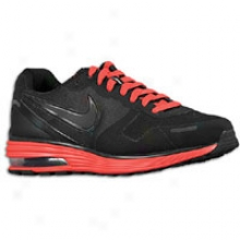 Nike Lunarmax+ Vortex - Mens - Black/chilling Red/white