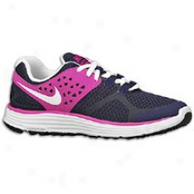 Nike Lunarswift 3 - Big Kids - Imperial Purple/vivid Grape/black/white