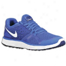 Nike Lunarswift + 3 - Mens - Bright Blue/loyal Blue/white