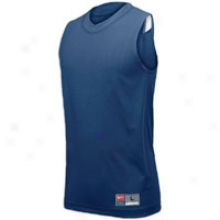 Nike Madness Game Jersey - Mens - Navy/white