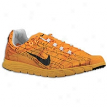 Nike Mayfly - Mens - Industrial Orange/black/white