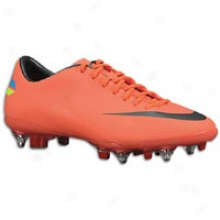 Nike Mercurial Miracle Iii Sg Pro - Mens - Bright Mango/challenge Red/dark Grey