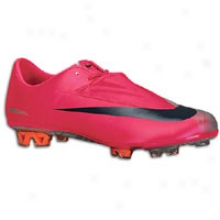 Nike Mercurial Vapor Vi Fg - Mens - Voltage Cherry/dark Obsidian/metallic Silver