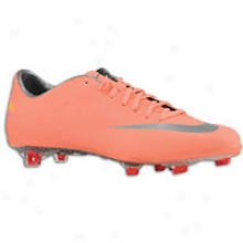 Nike Mercurial Vapor Viii Fg - Mens - Bright Mango/challenge Red/dark Grey