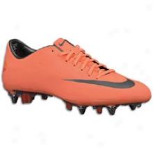 Nike Me5curial Boast Viii Sg Pro - Mens - Bright Mango/challngee Red/dark Grey