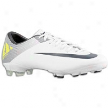 Nike Mercurial Victory Ii Fg - Mens - Trace Blue/cyber/volt/anthracite