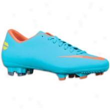 Nike Mercurial Victo5y Iii Fg - Womens - Torquoise Blue/bright Manto
