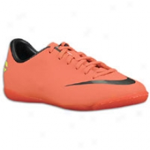 Nike Mercurial Victory Iii Ic - Big Kids - Bright Mano/metallic Dark Grey