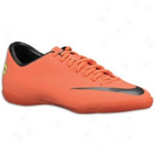 Nike Mercurial Victory Iii Ic - Mens -B right Mango/metallic Dark Grey