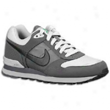 Nike Ms78 Lw - Mens - Dark Grey/pure Platinum/court Gfeen/black