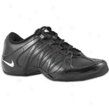 Nike Muwique Iv - Womens - Black/white