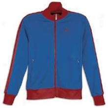 Nike National 98 Track Jacket - Mens - Varsity Royal/light Crimson/light Crimson