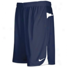 Nike National Syort - Mens - Obsidian/white